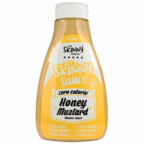 Skinny Syrup Co: Honey Mustard Sauce